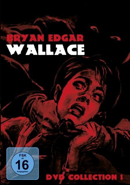Bryan Edgar Wallace DVD Collection 1 als DVD