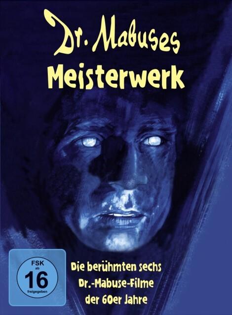 Dr. Mabuses Meisterwerk als DVD