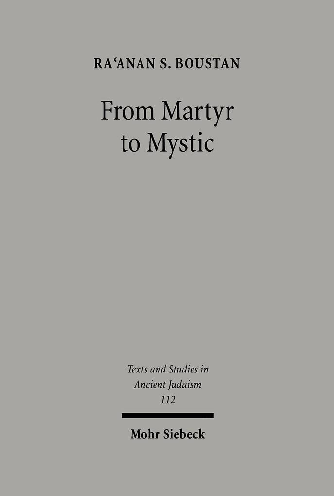 From Martyr to Mystic als Buch