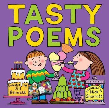 Tasty Poems als Taschenbuch