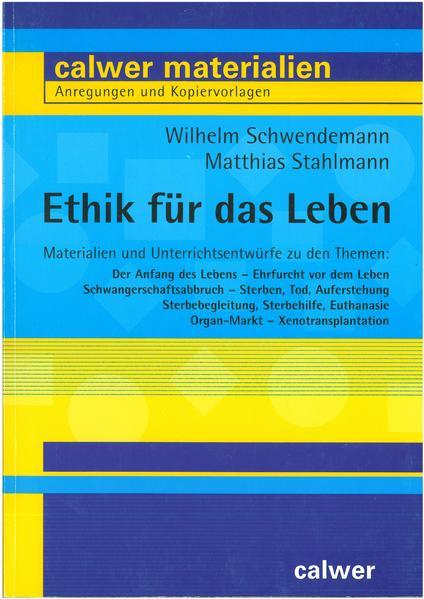 Ethik für das Leben als Buch
