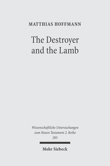 The Destroyer and the Lamb als Buch