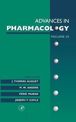 Advances in Pharmacology als Buch
