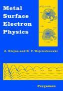 Metal Surface Electron Physics als Buch