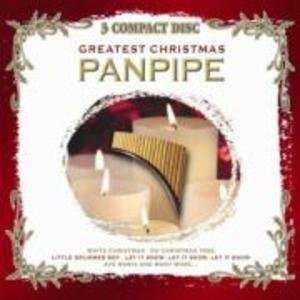 Greatest Christmas Panpipe als CD