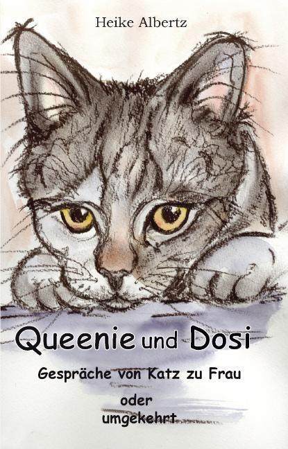 Queenie und Dosi als Buch