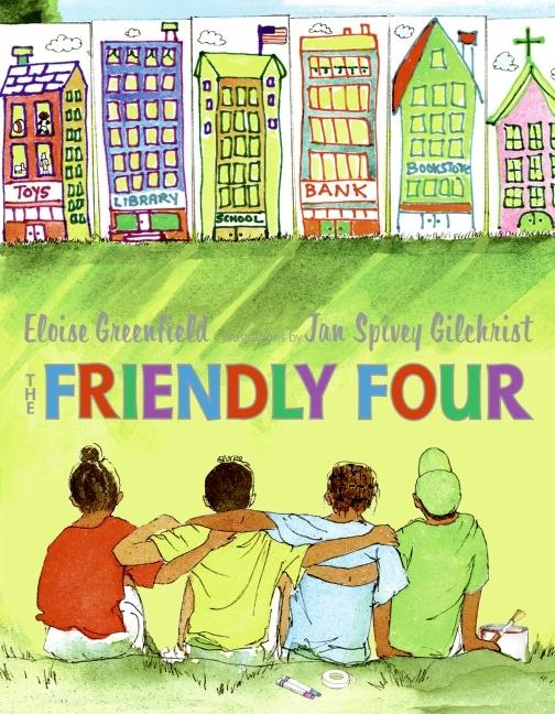 The Friendly Four als Buch