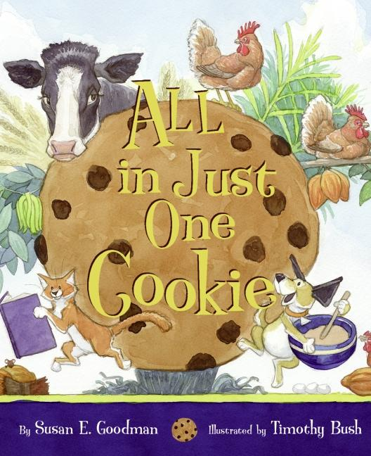 All in Just One Cookie als Buch
