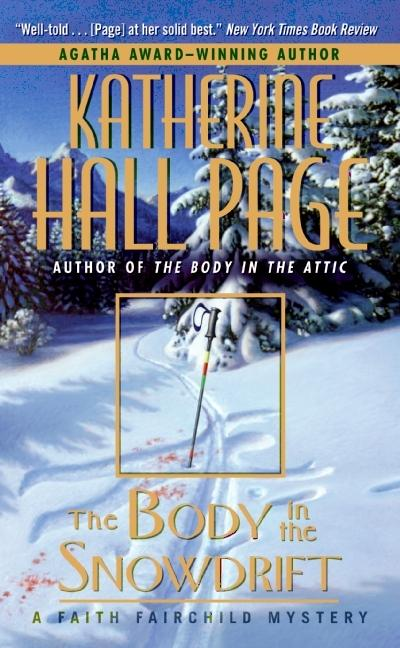 The Body in the Snowdrift als Taschenbuch