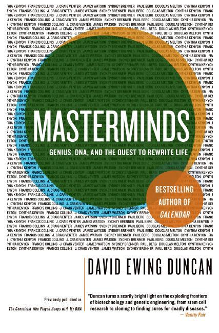Masterminds: Genius, DNA, and the Quest to Rewrite Life als Taschenbuch