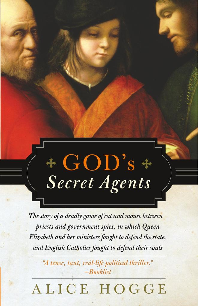 God's Secret Agents als Buch