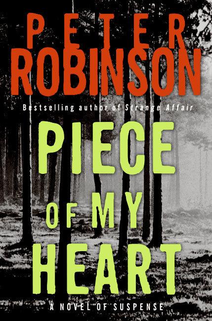 Piece of My Heart als Buch