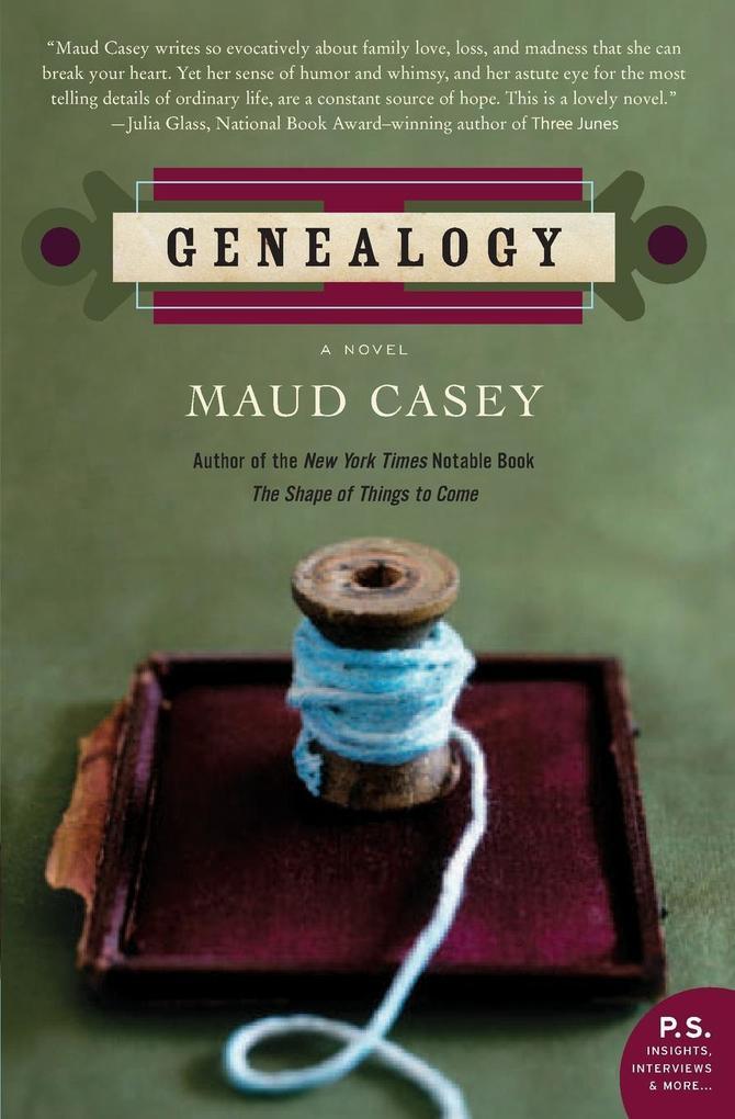 Genealogy als Taschenbuch