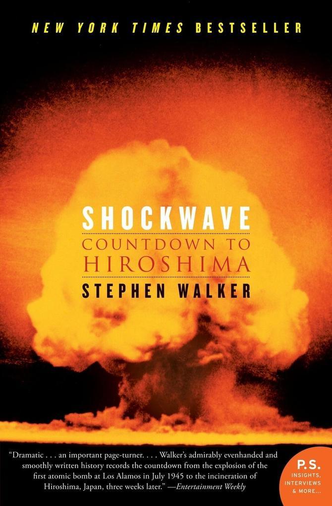 Shockwave: Countdown to Hiroshima als Taschenbuch
