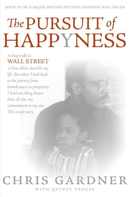 The Pursuit of Happyness als Buch