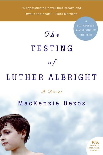The Testing of Luther Albright als Taschenbuch