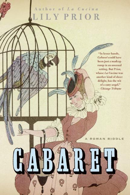 Cabaret: A Roman Riddle als Taschenbuch