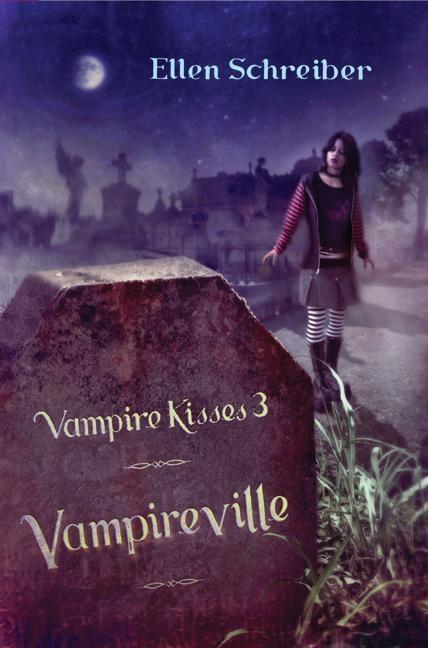 Vampire Kisses 3: Vampireville als Buch