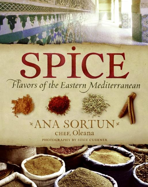 Spice: Flavors of the Eastern Mediterranean als Buch