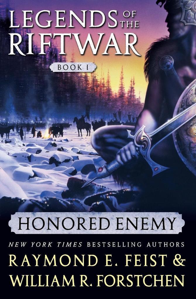 Honored Enemy als Taschenbuch
