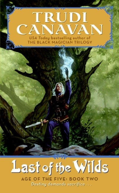 Last of the Wilds: Age of the Five Trilogy Book 2 als Taschenbuch