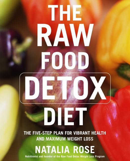 The Raw Food Detox Diet als Taschenbuch
