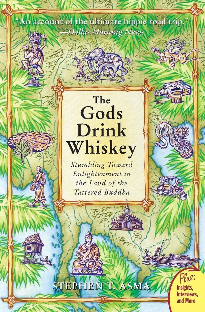 Gods Drink Whiskey, The als Taschenbuch