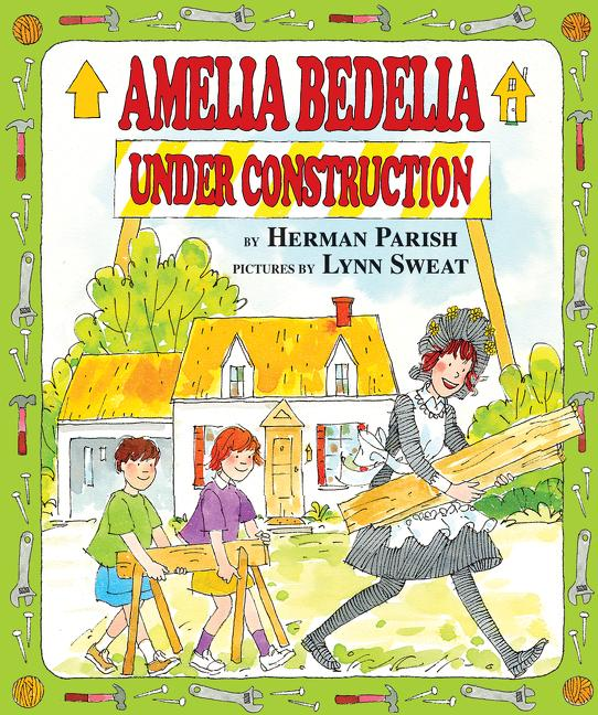 Amelia Bedelia Under Construction als Buch