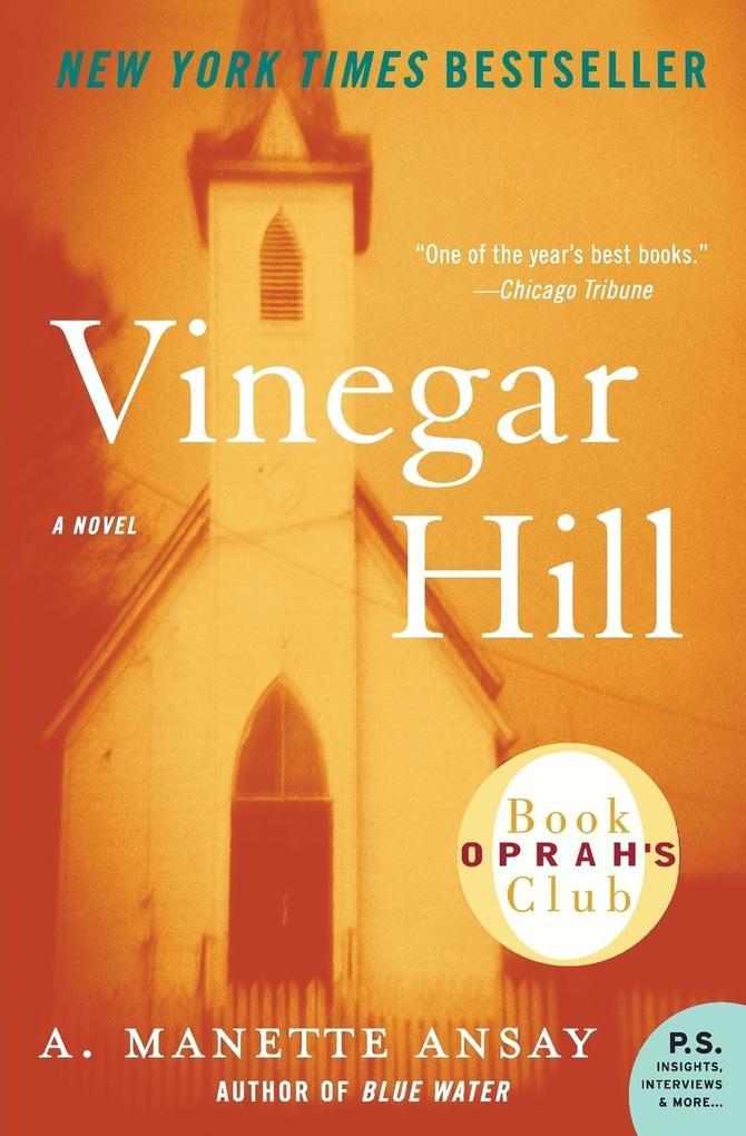 Vinegar Hill als Taschenbuch