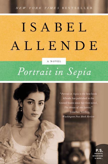Portrait in Sepia als Taschenbuch