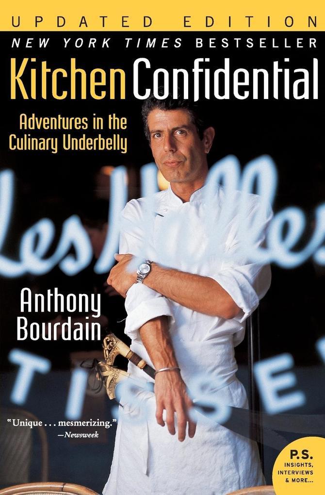 Kitchen Confidential als Buch