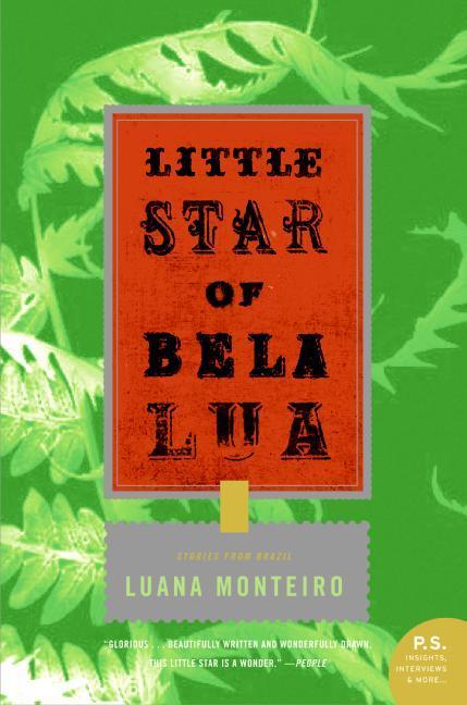 Little Star of Bela Lua: Stories from Brazil als Taschenbuch
