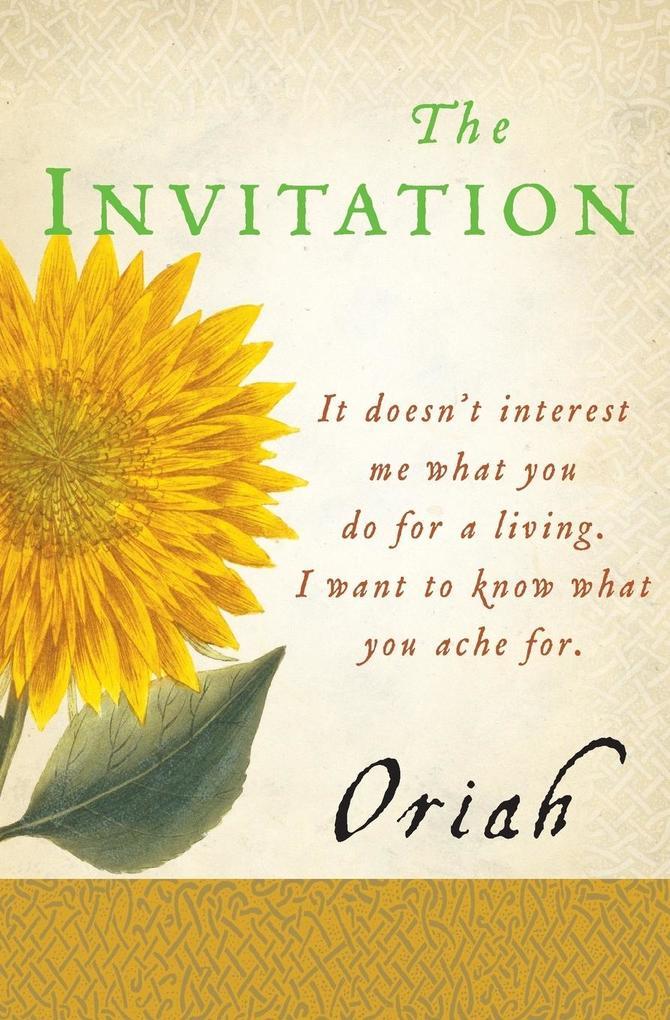 Invitation, The als Buch