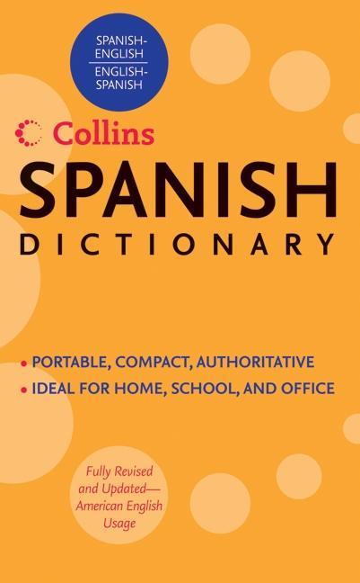 Collins Spanish Dictionary als Taschenbuch