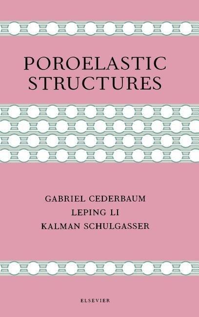 Poroelastic Structures als Buch