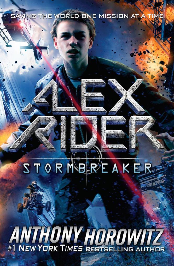 Stormbreaker als Taschenbuch