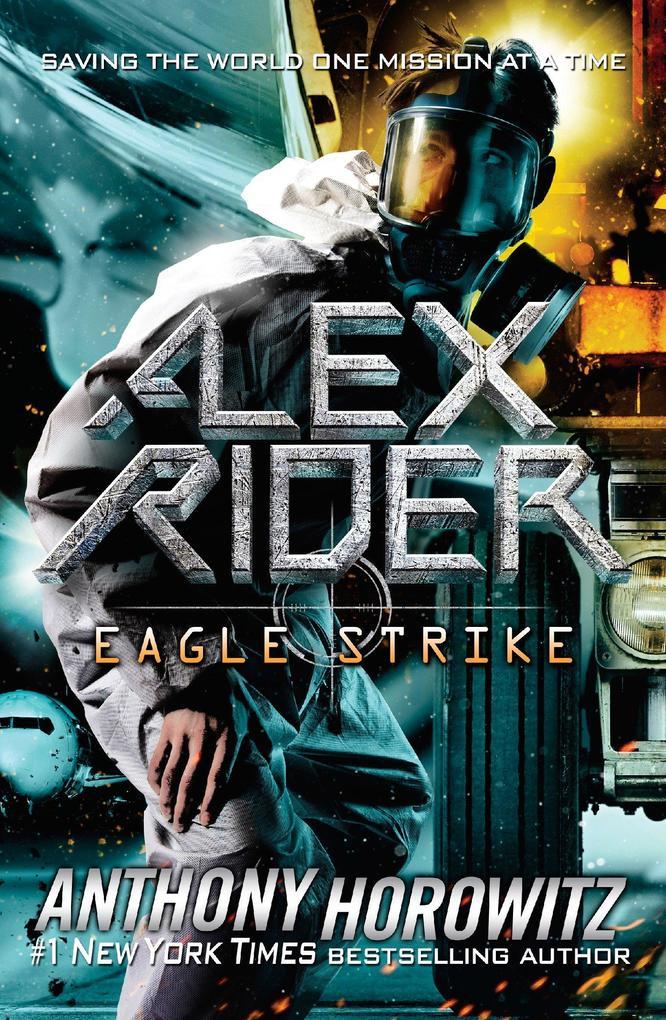 Eagle Strike als Taschenbuch