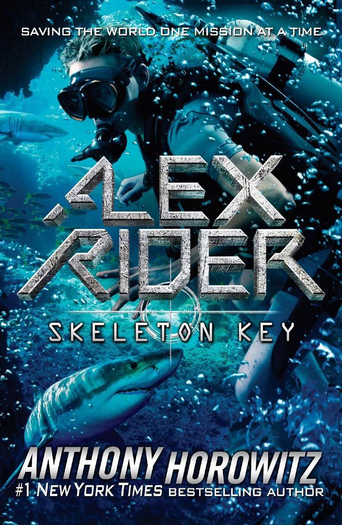 Skeleton Key als Taschenbuch