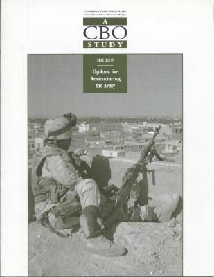 Options for Restructuring the Army als Taschenbuch
