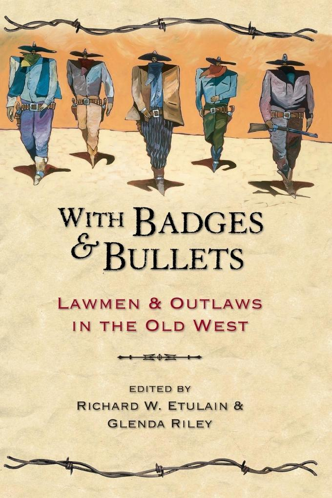 WITH BADGES & BULLETS als Taschenbuch
