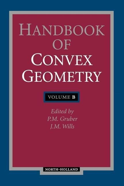 Handbook of Convex Geometry als Buch