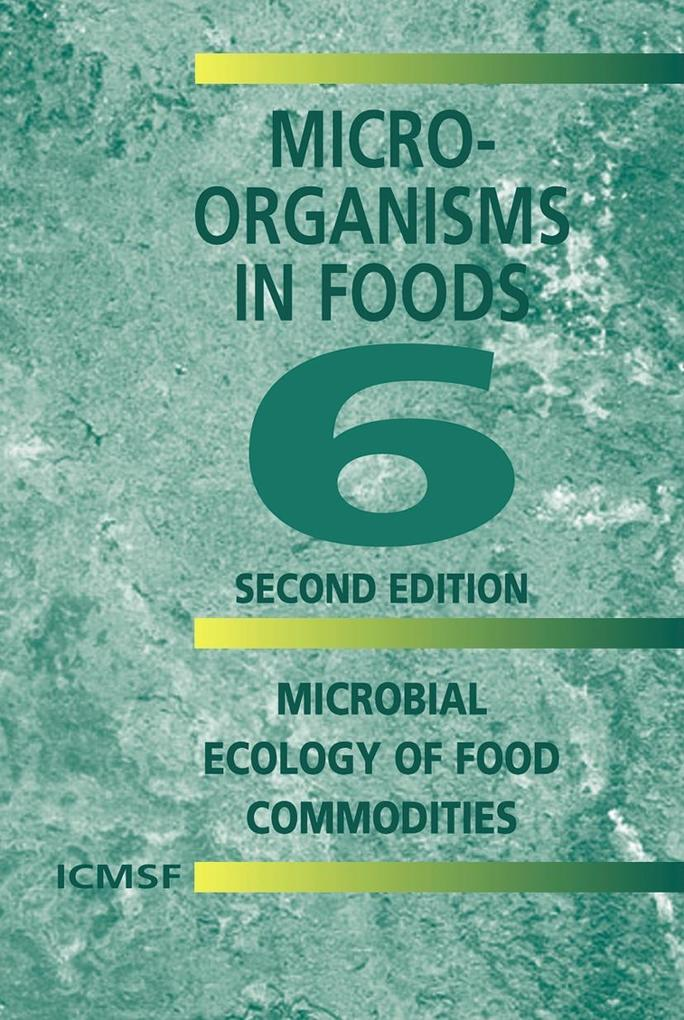 Microorganisms in Foods 6 als Buch
