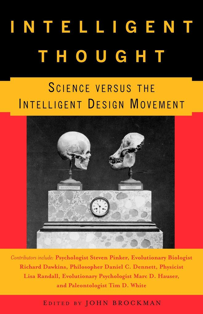 Intelligent Thought: Science Versus the Intelligent Design Movement als Taschenbuch