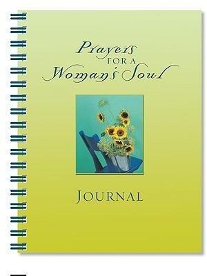 Prayers for a Woman's Soul Journal als Taschenbuch