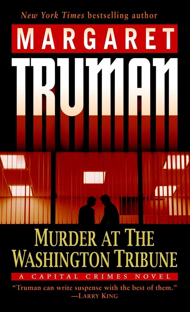 Murder at the Washington Tribune: A Capital Crimes Novel als Taschenbuch