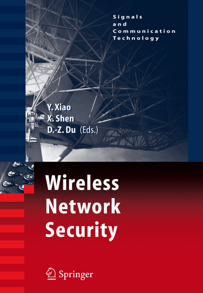 Wireless / Mobile Network Security als Buch