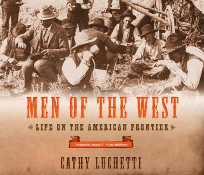 Men of the West: Life on the American Frontier als Taschenbuch