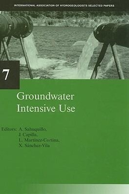 Groundwater Intensive Use: Selected Papers, SINEX, Valencia, Spain 10-14 December 2002 als Buch