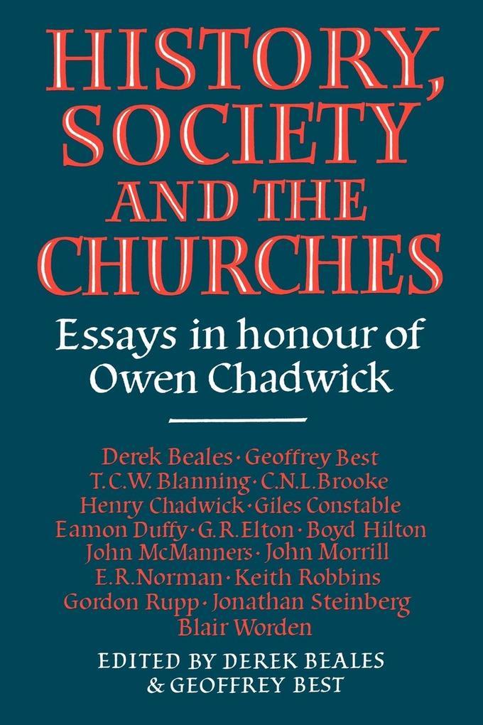 History Society Church als Taschenbuch