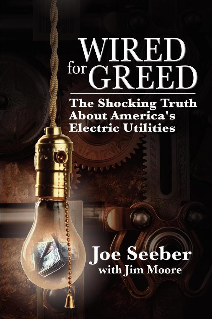 Wired for Greed als Taschenbuch